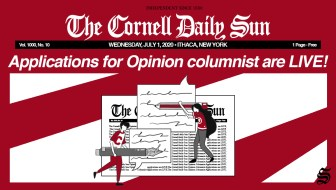 Opinion Section Application