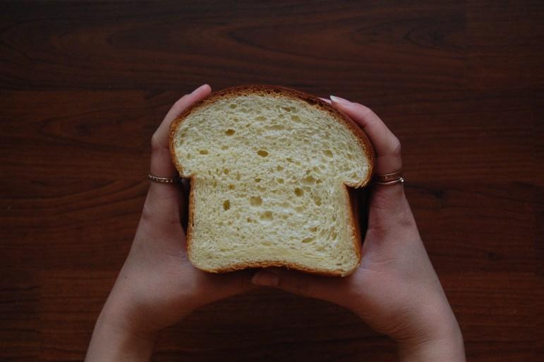 A fluffy brioche loaf. (Kathryn Stamm / Sun News Editor)