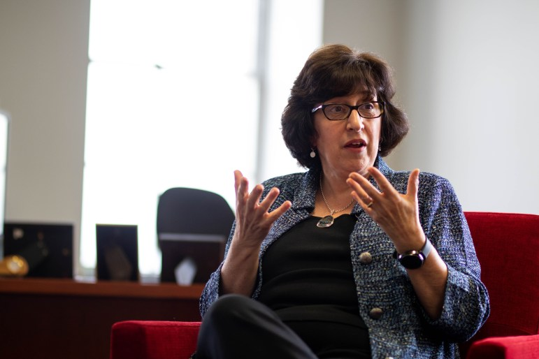 Cornell's top administrator will incur a 20 percent pay cut for a full year.