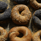 Homemade bagels perfect for any Jewish American breakfast, or any breakfast for that matter. (Amelia Clute / Sun Staff Writer)