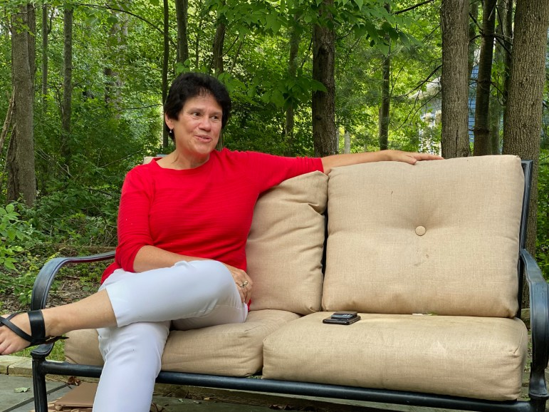 Tracy Mitrano J.D. '95 sat down with The Sun in the backyard of her Ithaca home this August to discuss her campaign for Congress, policies and other pandemic happenings.