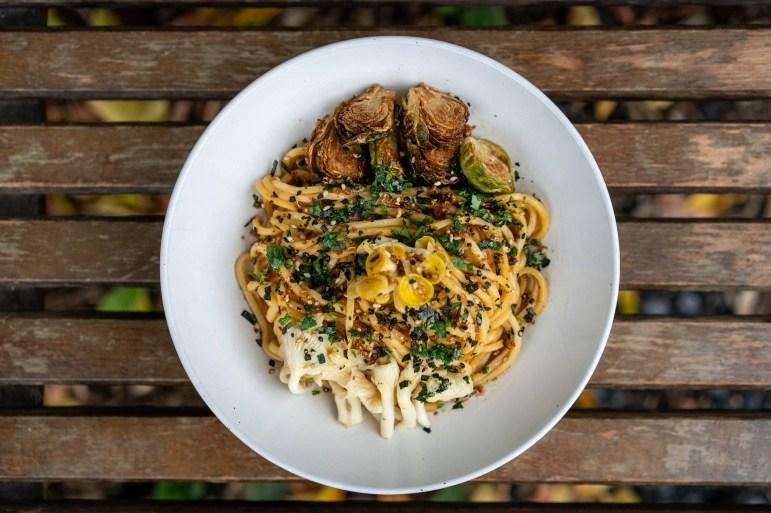 Noodle Bowl, 2 Stay 2 Go. (Ben Parker/Sun Assistant Photography Editor)