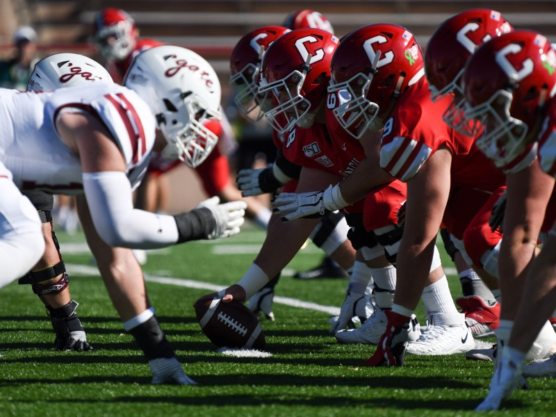 Cornell dominated the Route 13 Rivalry at first, but Colgate has surged in recent years and taken the last three matchups.