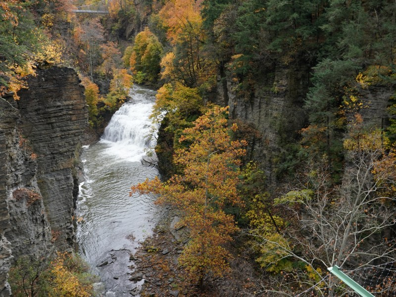 Officials urge Cornellians to conserve water after a prolonged period without rain, which could potentially hurt Fall Creek, Cornell's water supply.