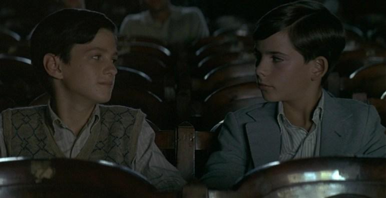 Scene from Bad Education (2004) by Pedro Almodovar / Courtesy of Warner Sogefilms