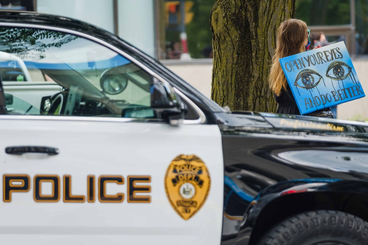 After an individual purportedly attacked Black Lives Matter protestors in August, IPD continues to investigate the altercation.