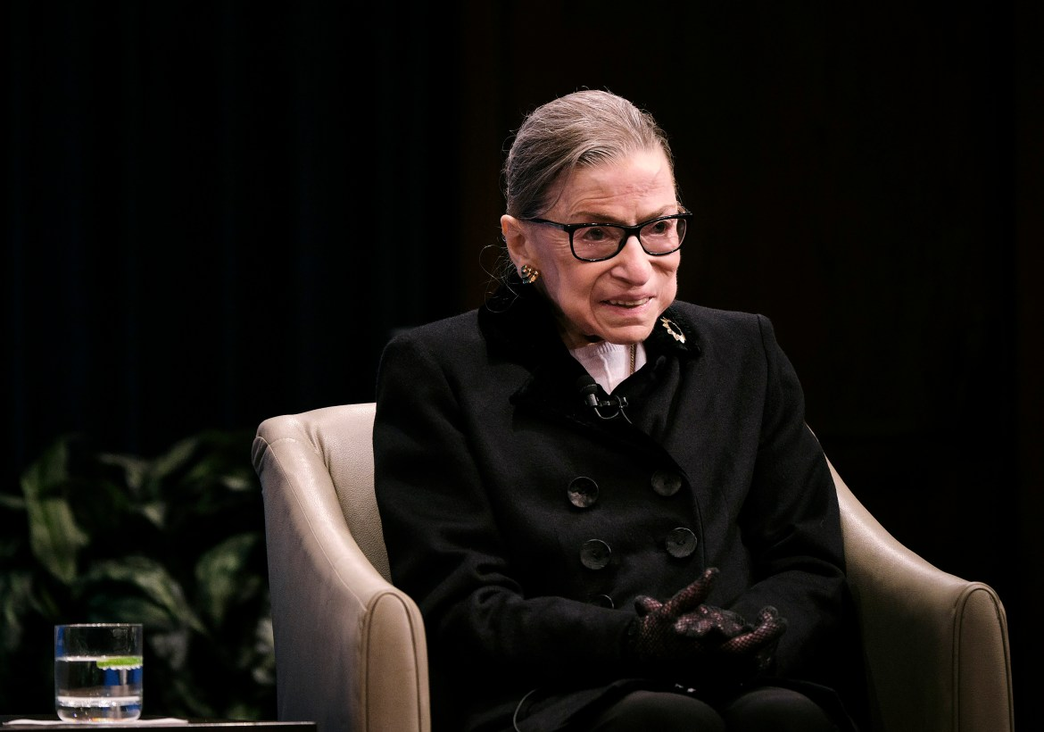 Justice Ruth Bader Ginsburg has died at the age of 87.