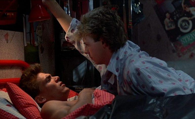 Scene from A Nightmare on Elm Street 2: Freddy's Revenge (1985) / Courtesy of New Line Cinema
