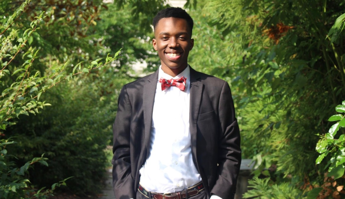 An engaged Cornellian and activist, Daniel James', II '22 latest endeavor is amplifying other's voices on a new podcast.