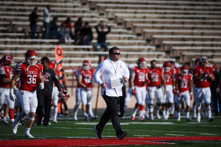 While Cornell athletic teams are moving into Phase 2 of the Ivy League's reactivation plan, David Archer '05 is not optimistic about playing football next semester.