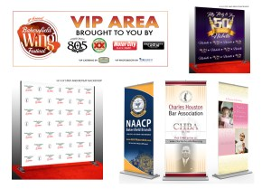 Banners – Design + Print
