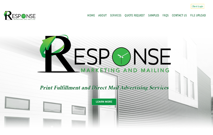 Response Marketing and Mailing