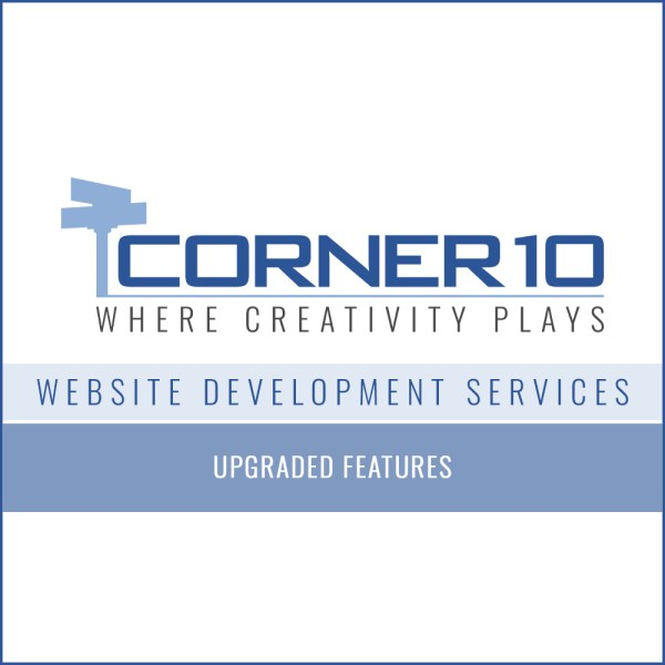 Corner 10 Creative Website Upgrades
