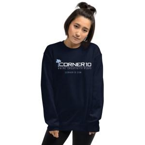 Corner 10 Creative Dark Sweatshirt