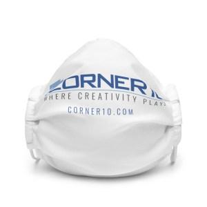 Corner 10 Creative Masks