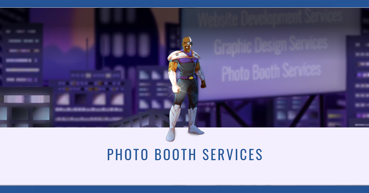 Corner 10 Creative Photo Booth Services Page