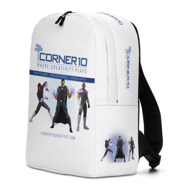 all over print minimalist backpack white 6000b59b7d1fa