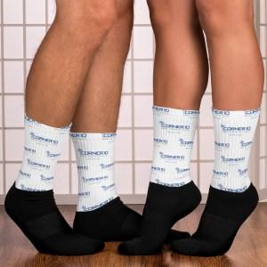 'Corner 10 Creative' Socks
