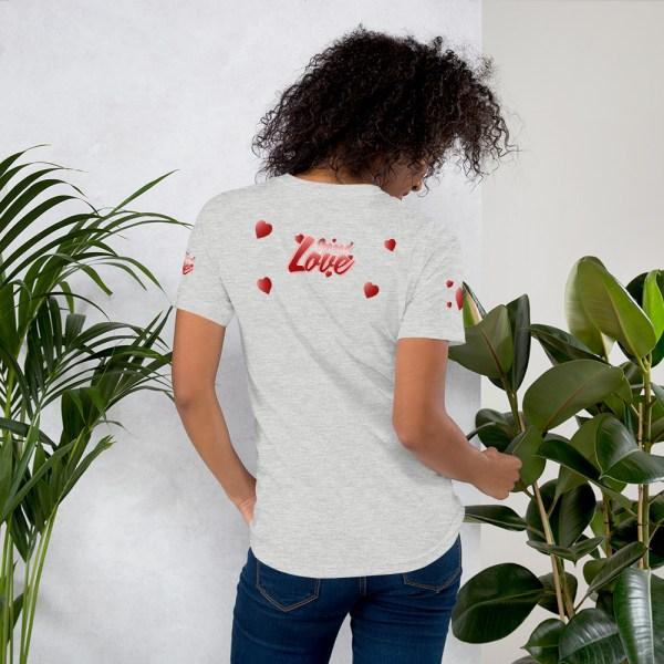 unisex premium t shirt athletic heather back 60454158094e5
