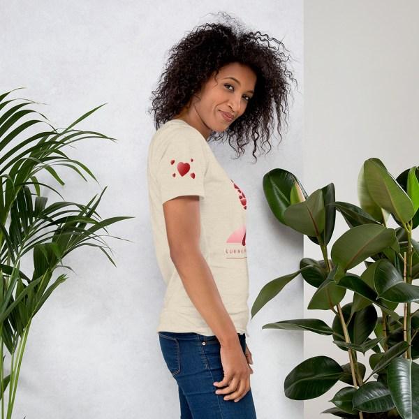 unisex premium t shirt heather dust right 6045415816385