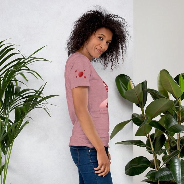unisex premium t shirt heather orchid right 6045415809005
