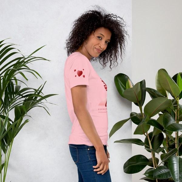 unisex premium t shirt pink right 60454158127e6
