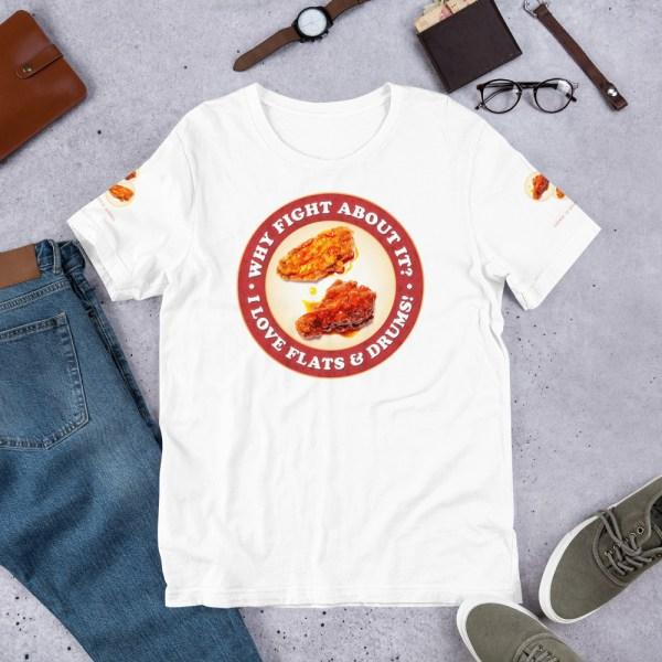 unisex premium t shirt white front 6042ac5d27579