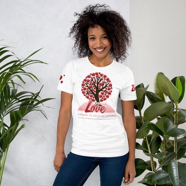 unisex premium t shirt white front 60454158293d3