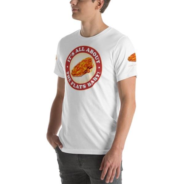 unisex premium t shirt white left front 6042c35fca6ff