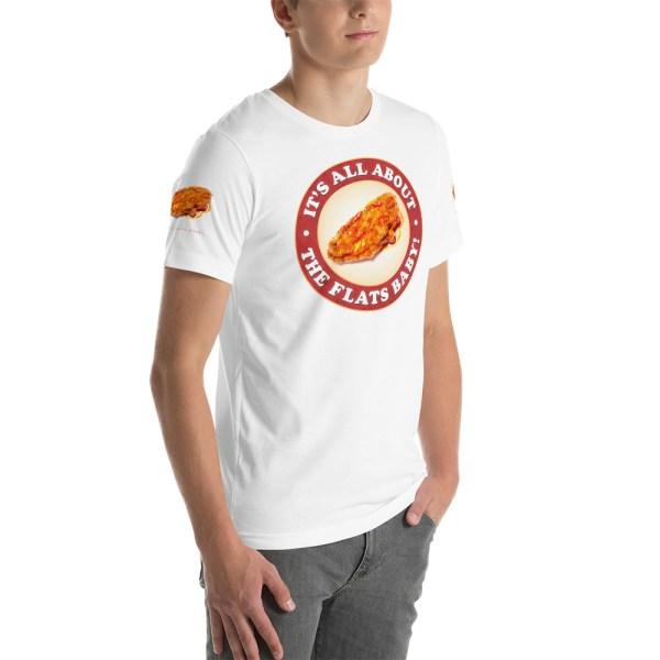 unisex premium t shirt white right front 6042c35fca965