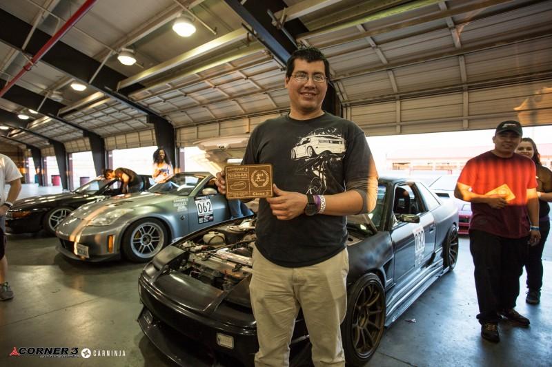 Corner3 Motorsports Nissan Challenge Round 1 ACS - Edgar Ferman