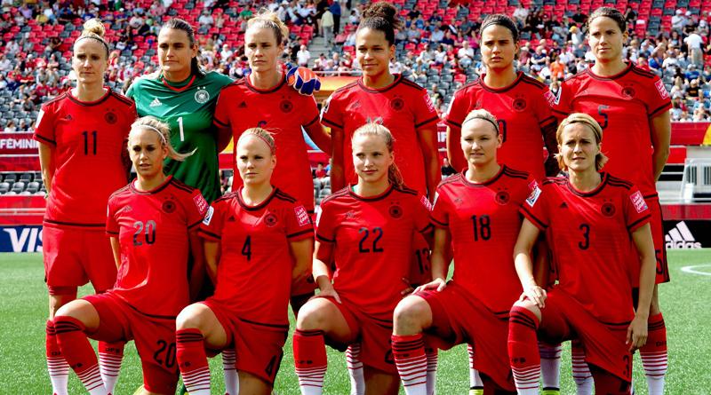 Deutsches Team im Achtelfinale: ungefährdet, aber unzufrieden