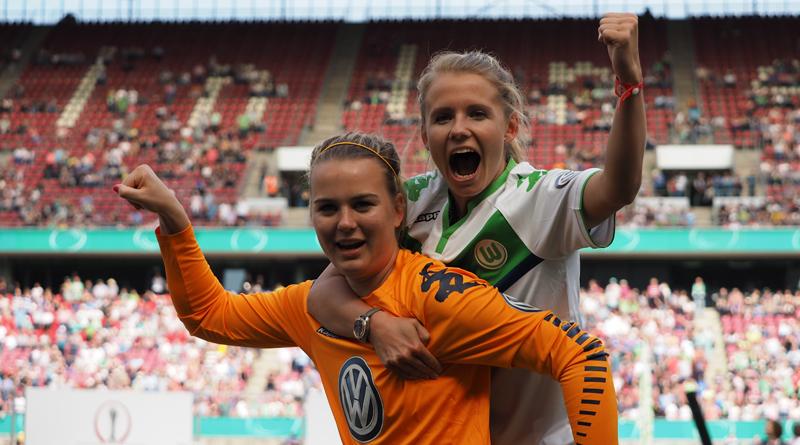 DFB Pokalfinale mit dem besonderen Kick