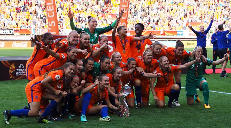 Was für ein Finale: Oranje boven