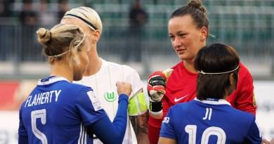 Königinnenklasse: Wolfsburg wieder, Chelsea zum ersten Mal im Viertelfinale