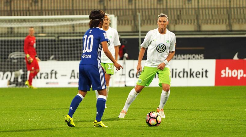 Könniginnenklasse: Wolfsburg macht großen Schritt Richtung Finale