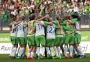 Königinnenklasse: Wolfsburg im Finale