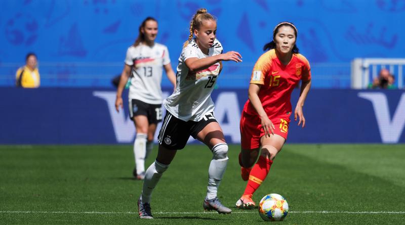 Schmerzhaftes 1:0 gegen China zum WM-Auftakt