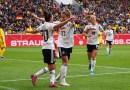 EM-Qualifikation: Wieder acht Tore gegen die Ukraine