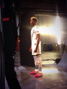 2014 LA Galaxy Home Kit (Updated Leaked Photo)