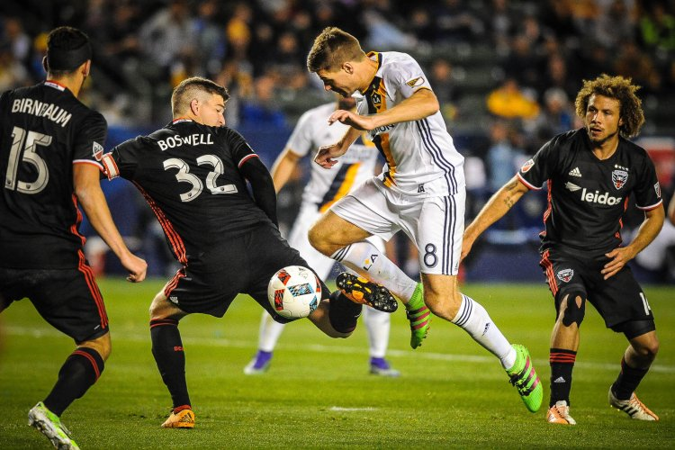 LA Galaxy vs DC United - Photo Credit Steve Carrillo