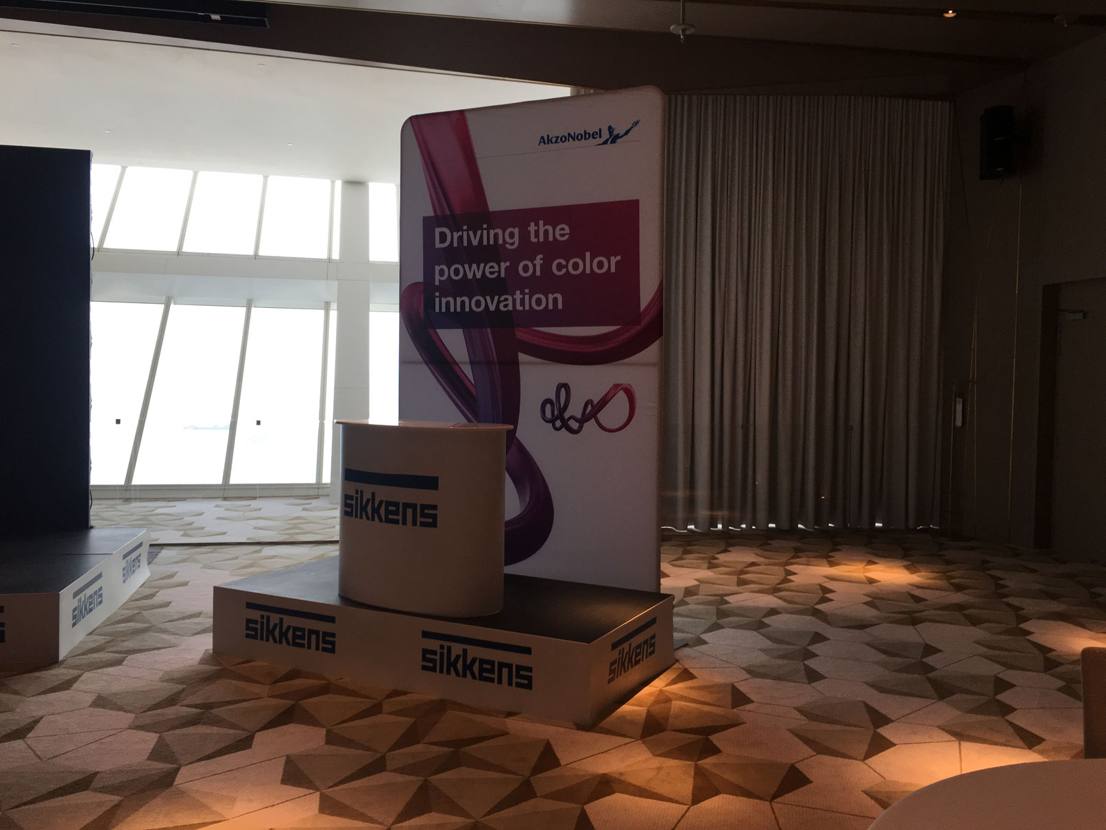 Sikkens AkzoNobel Event Branding 3 by Cornerstone