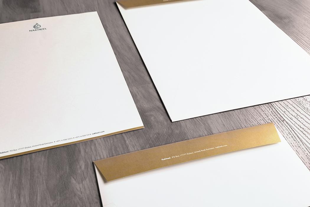 Nakheel Print Solutions by Cornerstone