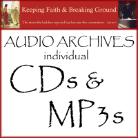 Individual CDs & MP3s