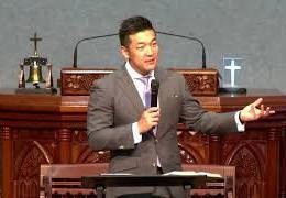 다니엘 김선교사  –  더 크리스천 09 th ( 특강 파이오니어 ) : ( 삼상 16 :1 ~ 14 )