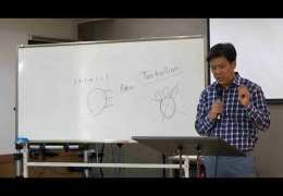 유재혁목사  –  조직 신학 ( 4 )  삼위일체의 하나님   ( 신 6 : 4 )