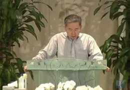 벤자민 오목사  –  성경의 맥  Part 2 ( Lesson 1 ) : ( 신 11 : 1 ~ 12 )