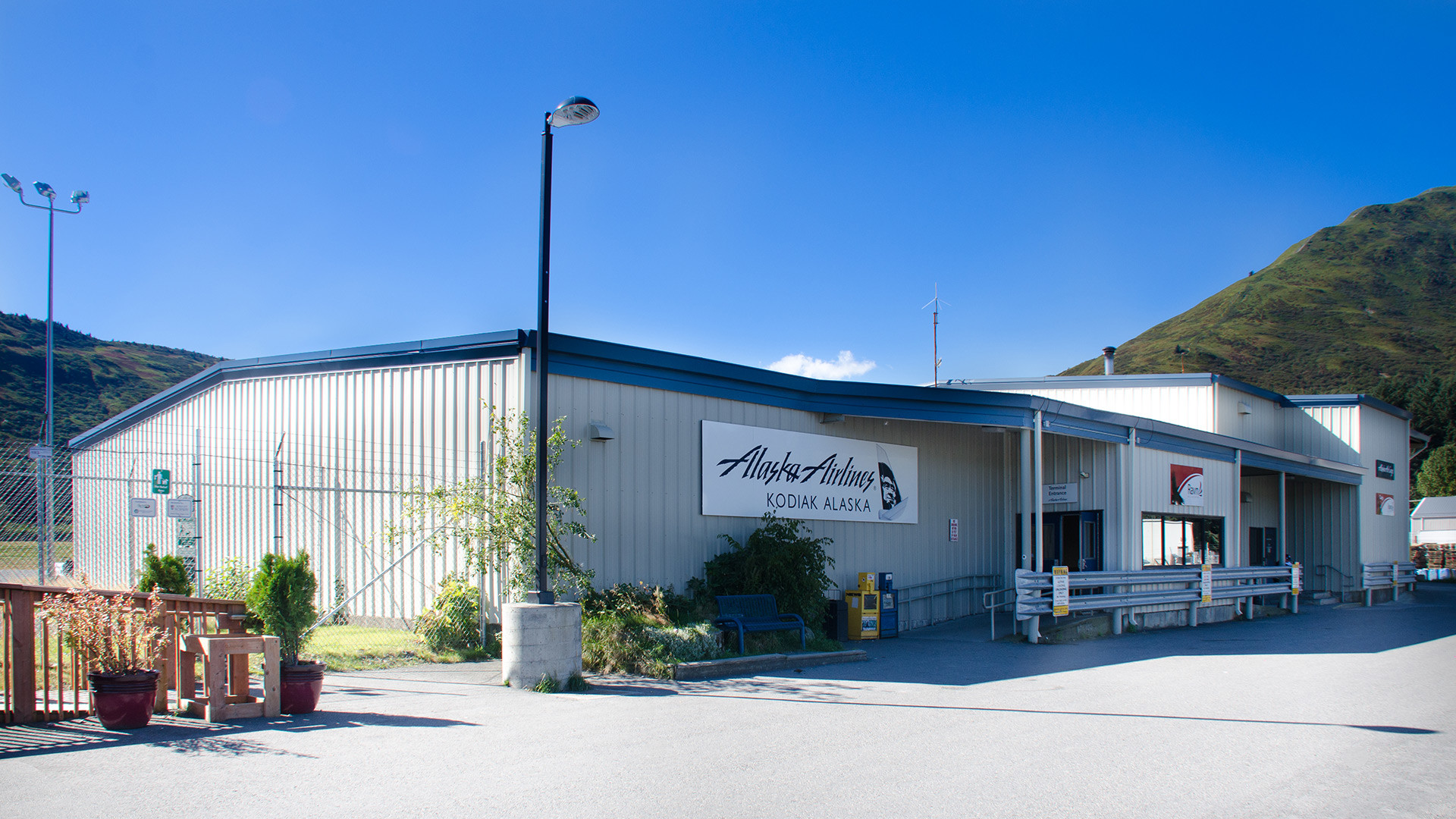 Alaska Airlines Kodiak Airport Upgrades Cornerstone