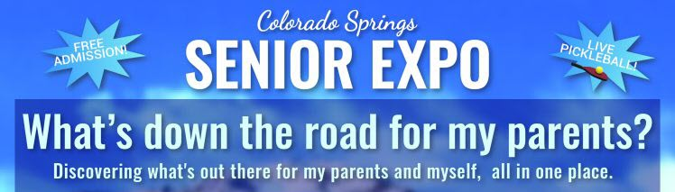 CO Springs Senior Expo
