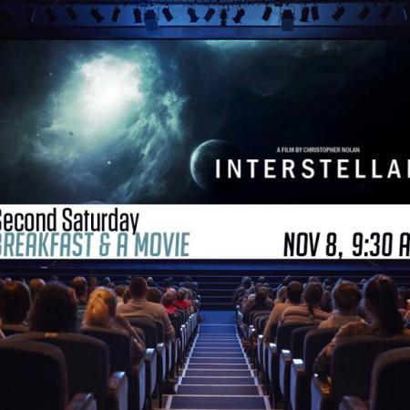 Men's Ministry Braekfast & a Movie - Interstellar